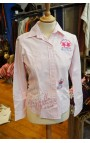 Chemise La Martina Polo de Paris ROSE