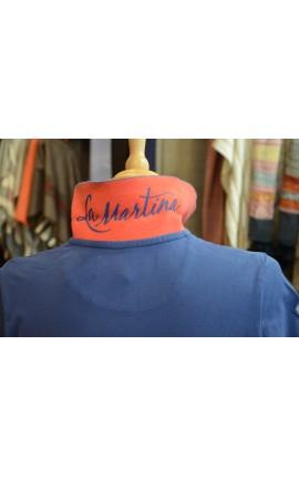 Polo La Martina CLASSIC Blue Indigo