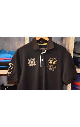 Polo  La Martina GUARDS Black Edition