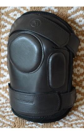 Genouillères  CLASSIC BLACK Double Scratch