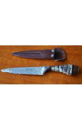 Couteau gaucho TATU _12 cm _