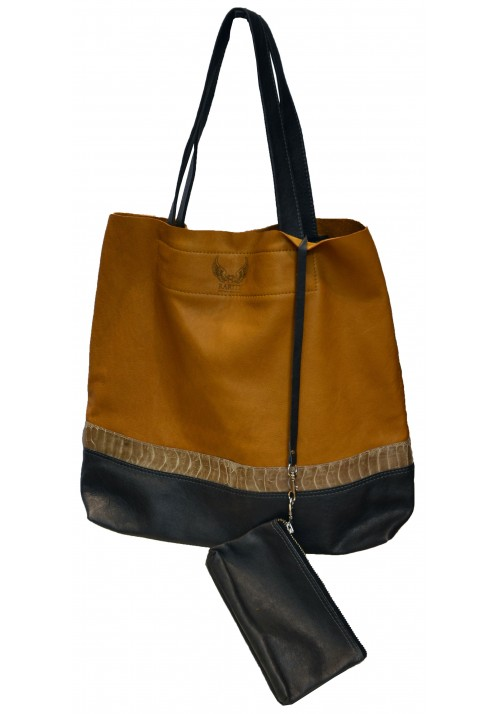 Sac Rarity TWO TONE  Black