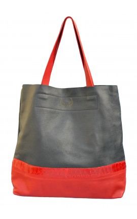 Sac Rarity TWO TONE  Red-Navy