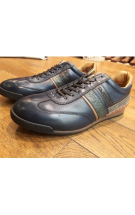 Chaussures La Martina BUTTERO BLUE
