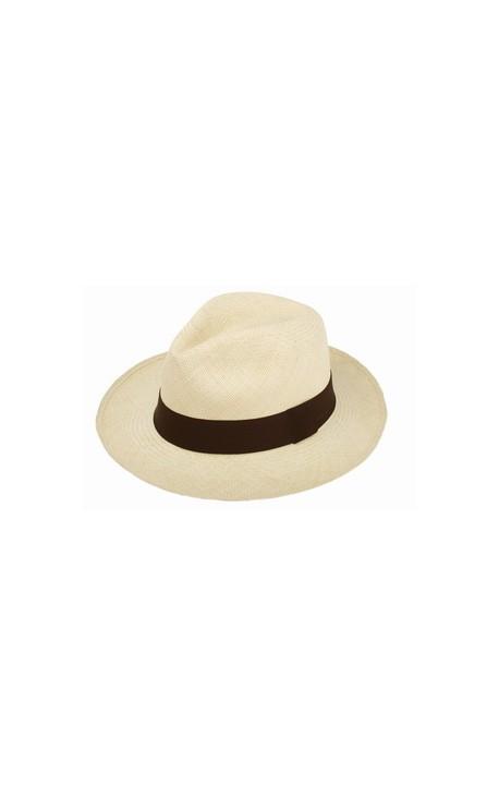 Chapeau PANAMA Naturel - Ma