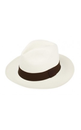 Chapeau PANAMA Blanc - Ma