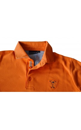 Polo Jersey ORANGE