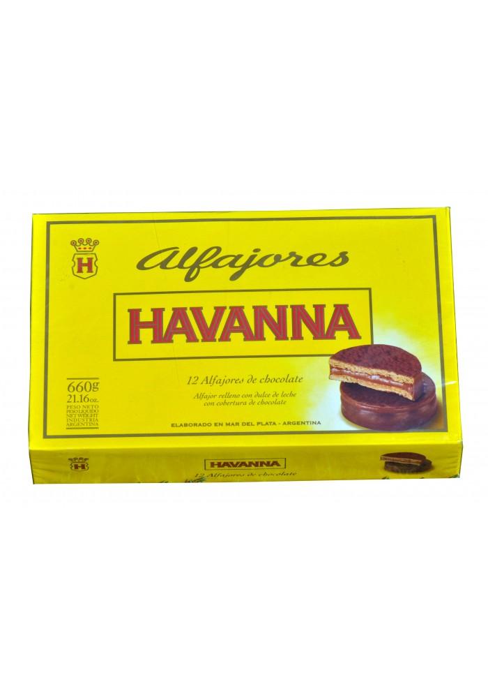 Alfajores HABANA Mix
