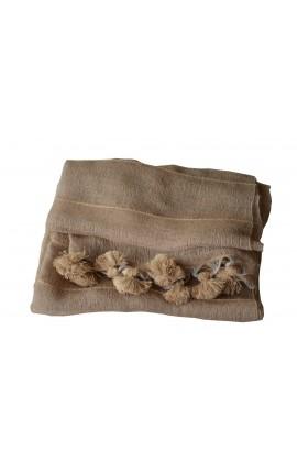 ECHARPE Baby Alpaga MUNACUICU Beige