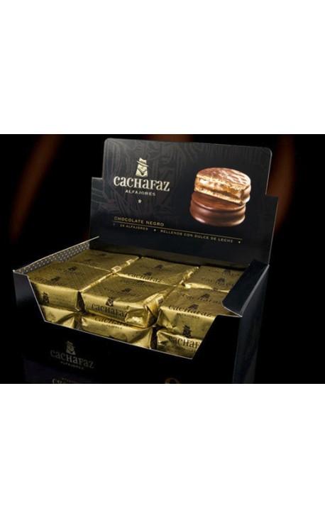 Alfajores CACHAFAZ chocolat